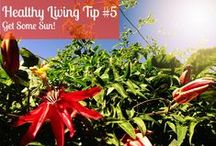 Healthy Living Tips / Pin your Tips