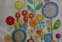 Needlework Just love it. / Hope I have enough time to do some of these. !!!
