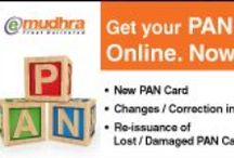 Pan Card Services India / Apply your Pan card online with eMudhra, we also provide changes/correction in PAN Card, Re-issue lost/damaged PAN card