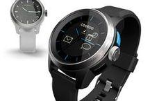 cookoo watch / Analogowy zegarek kompatybilny z urządzeniami z systemem iOS 5+ oraz Android 4+ , poinformuje Cię między innymi o otrzymanych wiadomościach e-mail i sms, połączeniach przychodzących i nieodebranych, przypomnieniach z kalendarza i niskim poziomie baterii.
