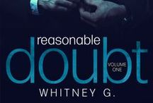 Reasonable Doubt / My cock has an appetite.   A huge and very particular appetite: Blonde, curvy, and preferably not a fucking liar...(Although, that's a story for another day...)  Full Series can be purchased here: http://bitly.com/1GmFcXI