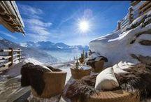 Art de vivre en montagne / L'amour de la montagne