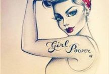 Girl Power! / Empowering My Sisters