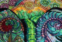 mozaik / renkler