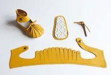 DIY Slippers / Beispiele und Anleitungen für die Herstellung von Slippers.