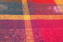 WEAVING / Imágenes del día a día de nuestro trabajo y el de otros tejedores