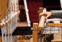 BELATEGUI REGUEIRO / Foulares, bolsos, tejidos a mano