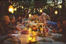 | Entre amis | / amis, détente, joie, repas, soirées