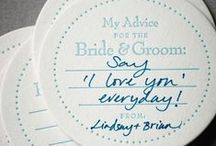 Wedding Tips and Great ideas / Looking for inspiration or ideas to liven up your event? Check out some of these pins we've collected for you.