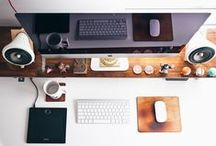 The Birds Nest / Aesthetically pleasing living & work stations