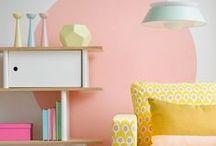 Interior || Colorfull