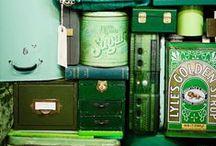 Color || Lucky Green