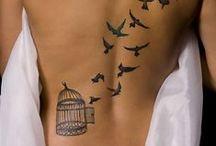 tatoos / my tats and inspirational tats Ive seen. ;)
