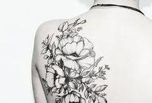 Tattoo || Floral