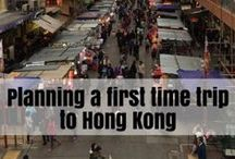 Hong Kong / Things to see, places to go - all the lowdown on Hong Kong