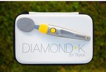 Diamond.K skin resurfacing wand / Diamond.K skin exfoliation home care tool