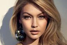 Gigi Hadid / Beautiful and favorite model