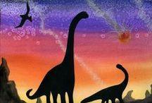 dino school / dinosaur fun, dinosaur theme, preschool, kindergarten, early elementary