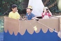 Set Sail School / ocean school, water theme, kindergarten, preschool