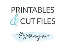 Printables and cut files / printables. printable calendars. free printables. printable schedules. printable lists. printable quotes. printable planners. printable binders. printables for bloggers. printables for homemakers. printables for homeschoolers. printable coloring pages. printable envelopes. printable graphics. printables for kids. / by Jamey Ekins