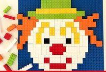 circus school / circus theme, kindergarten, preschool, circus crafts