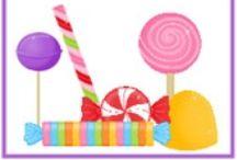 candy school / candy theme, elementary lesson plans, printables, preschool, kindergarten