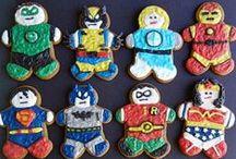 super hero school / super hero theme, kindergarten, preschool