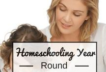 homeschoolin' / by Joanna Hasselman