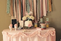 Party Planning / Mostly party ideas for showers and baby birthdays