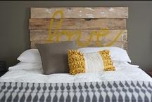Girly bedroom / by Jamey Ekins