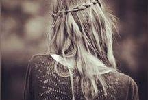 hair / by Dieuwertje Bravenboer