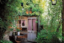transition spaces / bridging indoor & outdoor