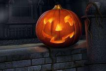 HAUNTING HALLOWEEN FUN / Halloween ideas and goodies / by Linda Gilliam