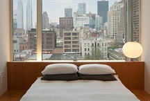 Design Hotel / ...[in my dreams] I travel around the world and love to stay at design hotels.. The perfect combination to enjoy the luxury, design, get relaxed and discover new places!