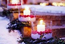 Winter Decorating  / by Kelly Carney