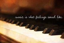 ...MUSIC... / by Amy Jenkinson