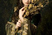 Costumes  / by Melody Butte-Blatt