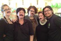 Movember @ Ozen