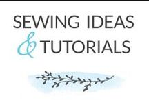 Sewing Inspiration & Tutorials / Sewing / by Dabbles & Babbles