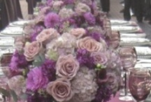 Purple and Silver Wedding Inspiration / Purple and Silver Wedding Inspiration