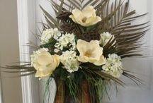 floral design / by Sonya Biemann