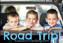 Travel with Kids / From packing, to road trip games, to saving money and places to visit...