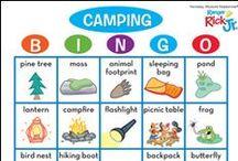 HSS ~ Camping Adventure
