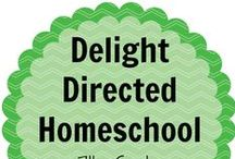 Delight Directed Homeschooling / Raising curious kids who are encouraged to spend time satisfying and studying their interests.