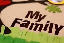 HSS ~ Family Reunions / family learning theme