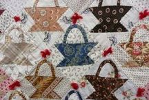 Quilts ~ Baskets / by Jane Ramee