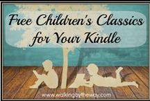 FREE Books for Children ❤ / Free reading materials and free reading incentive charts--put their noses in a book!