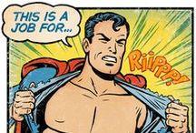Super Superhero Stuff