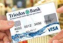 Productos Triodos Bank / Toda la operativa bancaria necesaria para su día a día, como particular o empresa, con la banca con valores de Triodos Bank