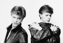 David Bowie Life Ruiner / by Pink Portrait